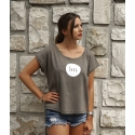 T-Shirt Femme - Kaki