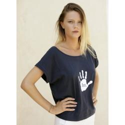 T-Shirt Femme - HM5 Bleu