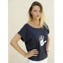 T-Shirt for Women - HM5 Blue