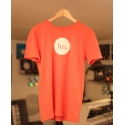 T-Shirt for Men - Heather Red