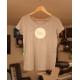 T-Shirt - Femme - Gris Chiné