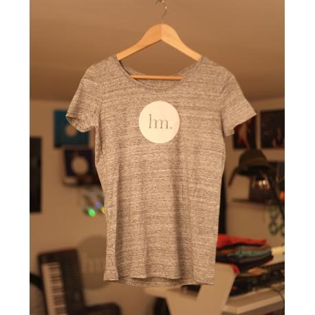 T-Shirt - Femme - Gris Chiné Variante