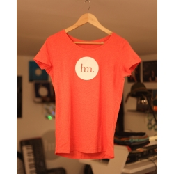 T-Shirt for Women - Heather Red