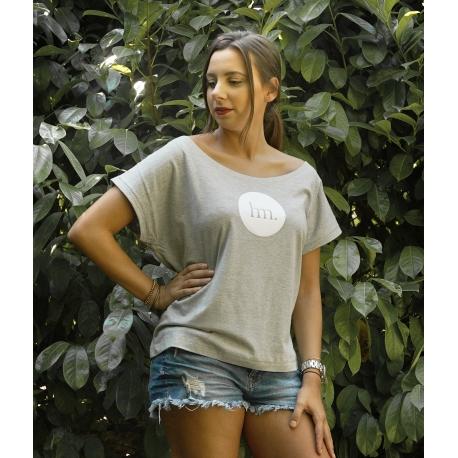 T-Shirt Femme - Gris