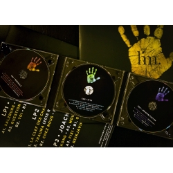 HUNGRY 5 - TRIPLE CD