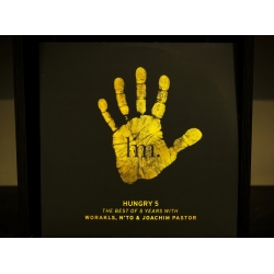 HUNGRY 5 - TRIPLE VINYL