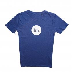 T-Shirt - Heather Indigo