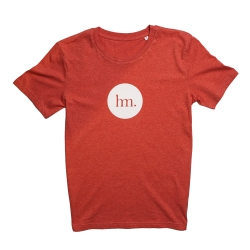 T-Shirt  - Heather Red