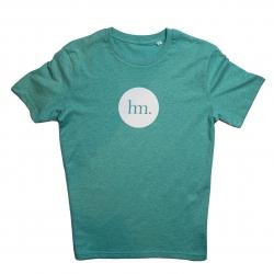 T-Shirt  - Heather Green