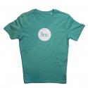 T-Shirt  - Vert Chiné
