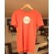 T-Shirt Hungry Music - Modèle Homme - Rouge Chiné